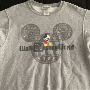 Walt Disney World Crew Neck Sweater